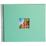 goldbuch Spiralalbum Bella Vista aqua gross
