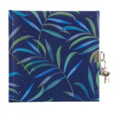 Turnowsky Tagebuch Tropical blue