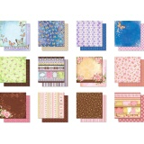URSUS® Scrapbooking Papier Block Version 4